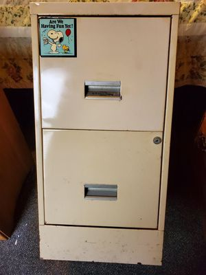 Filing cabinet for Sale in Greenville, SC
