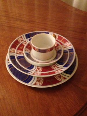 Fritz and Floyd China/ NISHIKI PATTERN for Sale in Houston, TX