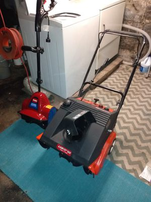 4.5 hp. Single stage snowblower/ Toro power shovel. for Sale in Salem, MA