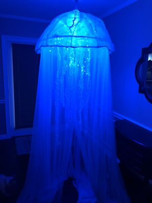 Jellyfish Light-up Canopy for Sale in Poway, CA