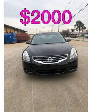 2012 Nissan Altima for Sale in Dallas, TX