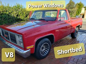 1987 Chevy Shortbed....selling the whole truck not for parts for Sale in Riverside, CA