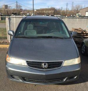 Honda Odyssey Minivan for Sale in Melvindale, MI