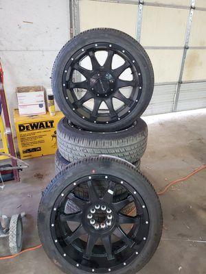 "20"" Raceline Shift with 255/45R 20 Nexen Tires for Sale in Phoenix, AZ"