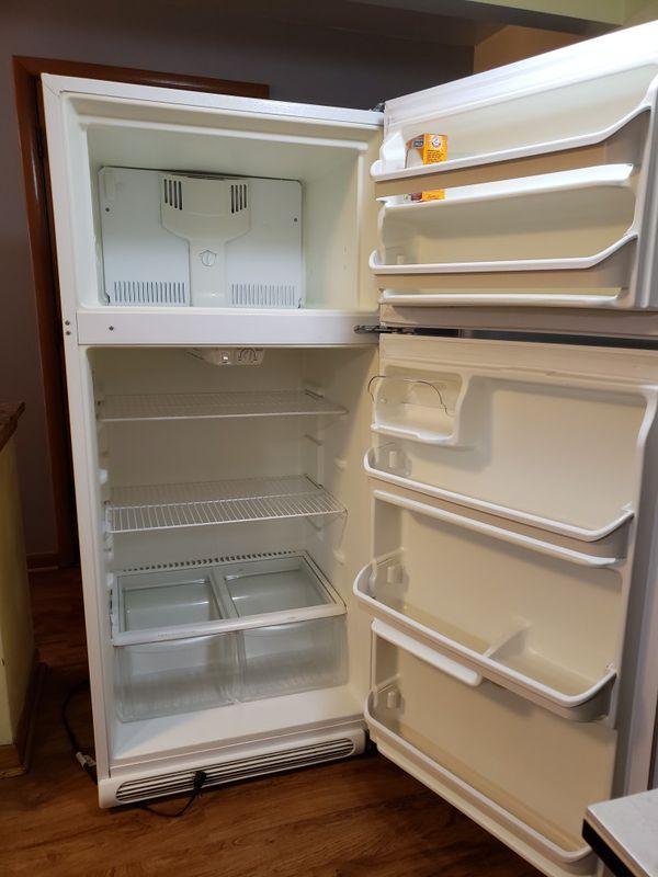Free Frigidaire Refrigerator