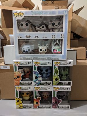 Funko Wetmore Forest Monster Pops for Sale in Lewisville, TX