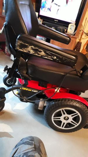 Jazzy Elite HD mobility wheelchair. for Sale in Kalamazoo, MI