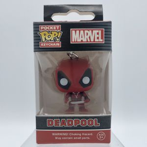 Funko Pocket Pop Keychain - DEADPOOL (holding 1 sword) for Sale in Rowland Heights, CA