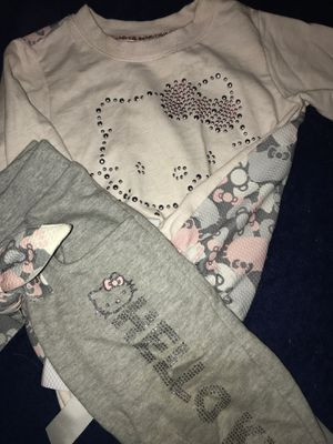 Hello kitty outfit 4t for Sale in Victorville, CA