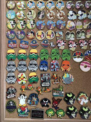 Disney pins for Sale in Escondido, CA