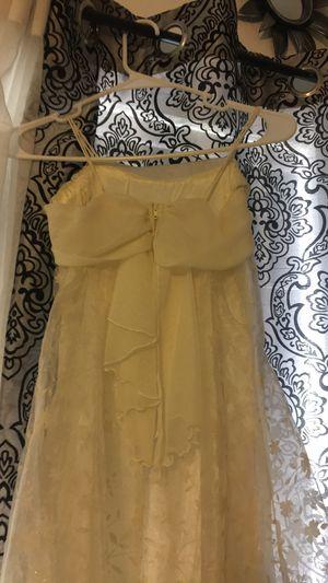 Flower girl dress for Sale in Hollister, CA
