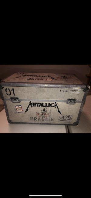 Metallica (Cd box ) for Sale in Mesa, AZ
