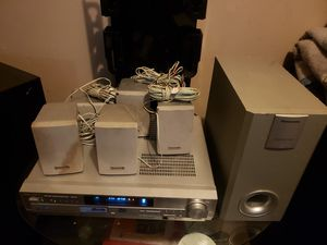 Panasonic (SA-HT75) 5 Disc DVD Home Theater Sound System for Sale in Sanford, FL