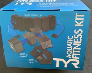 Tyr aquatic fitness kit for Sale in Mesa, AZ