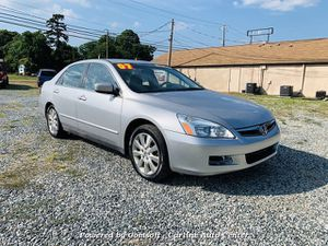2007 Honda Accord SE V6 202,215 miles 3 months warranty included!!! for Sale in Greensboro, NC