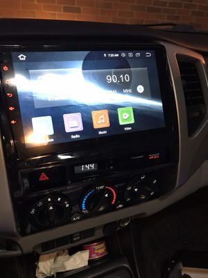 Toyota Tacoma plug and play multimedia stereo system for Sale in Douglasville, GA