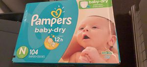 Pampers for Sale in Dracut, MA