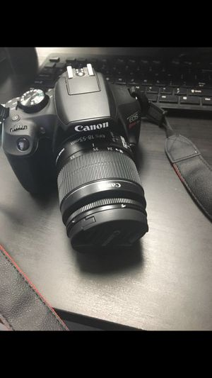 CANON T6 & 2 LENSES for Sale in Silver Spring, MD