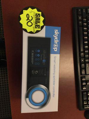 Sky drop smart watering sprinkler controller for Sale in Houston, TX