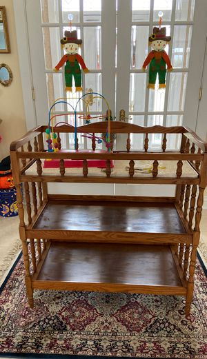 Baby Changing Table Free Play Toy🌷 for Sale in Williamsville, NY