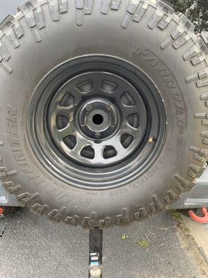 5x5 wheels for Sale in San Bernardino, CA