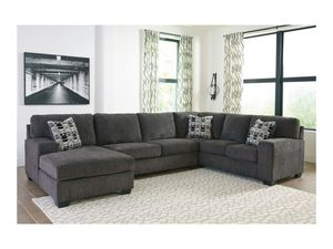 🔥New! Comfy grey sofa chaise sectional :) for Sale in Temecula, CA