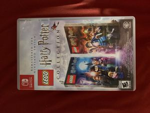 LEGO Harry Potter Collection Nintendo switch for Sale in Las Vegas, NV