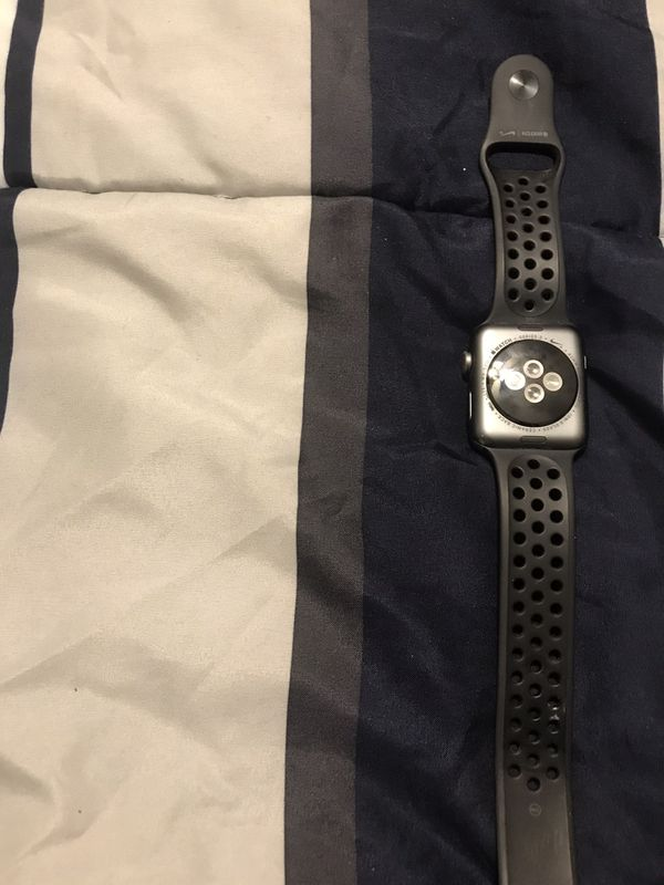 Apple Watch Nike Series 3 GPS + Cellular AT&T