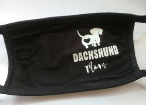Dachshund Mom face mask for Sale in York, PA