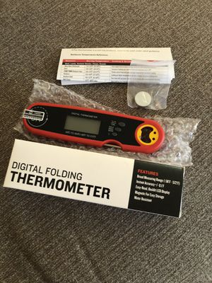 Meat thermometer for Sale in Eagan, MN