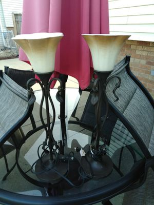 Decorative table lamps for Sale in Alsip, IL
