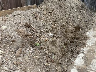 Free Fill Dirt for Sale in Roseville,  CA