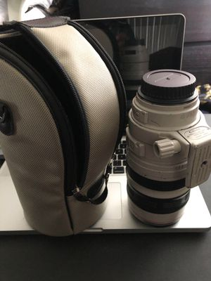 Canon L Series 100-400mm lens for sale for Sale in Inglewood, CA
