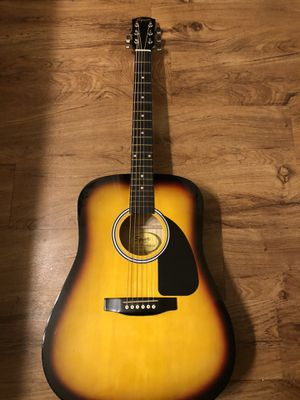 Squier acoustic guitar for Sale in Anaheim, CA