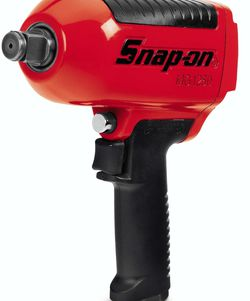 """Snap-On 3/4"""" Drive Heavy-Duty Air Impact Wrench (Red) for Sale in Temple,  GA"""