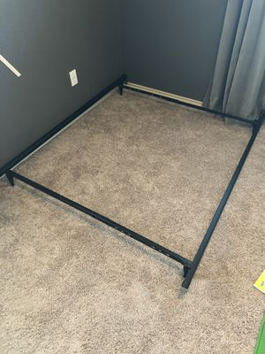 Metal Bed Frame for Sale in San Marcos, TX