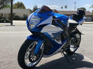 🔥 Suzuki GSXR 600 🔥 for Sale in West Covina, CA