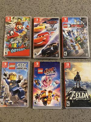 Nintendo Switch Games. for Sale in San Diego, CA