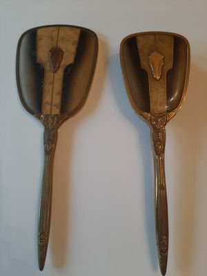 Vintage Art Norveau Mirror and Brush set for Sale in Cumming, GA