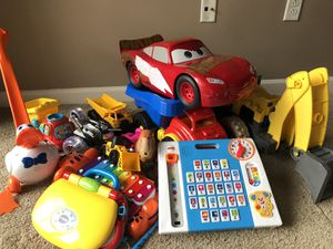 Toys for 2-4 year kids for Sale in Cranberry Township, PA