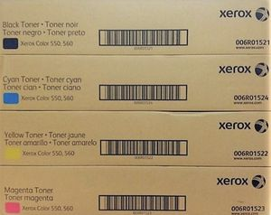 Xerox Printer Genuine Toner and Other Parts 550, 560, 570, C60, C70 for Sale in Honolulu, HI