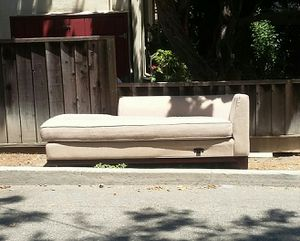 couch chase for Sale in Santa Clara, CA