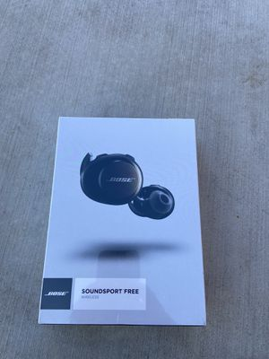 Bose Soundsport Free for Sale in Pico Rivera, CA
