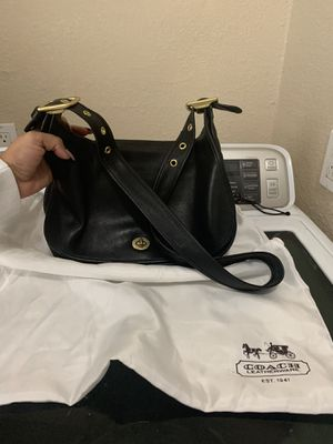Coach soft leather purse $45 for Sale in Fort Worth, TX
