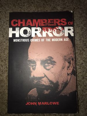 Chambers of Horror by John Marlowe for Sale in Alliance, OH