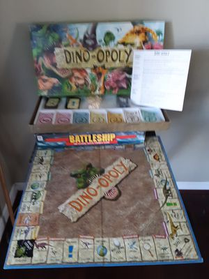 Dinooppaly game for Sale in Elsmere, DE