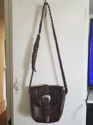VINTAGE BRIGHTON MESSENGER BAG PREOWNED for Sale in Chino, CA