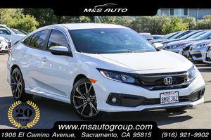 2019 Honda Civic Sedan for Sale in Sacramento, CA