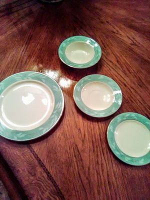 Antique Homer Laughlin Cavalier Romance china for Sale in McKinney, TX