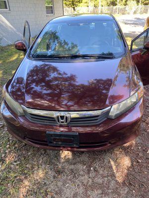 2012 Honda Civic for Sale in Eustis, FL